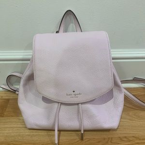 Pink KATE SPADE backpack